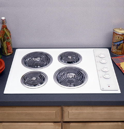 Built In Ge Cooktops ~ Ge built in electric cooktop jp wvww appliances