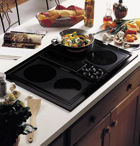 GE Select-Top™ Modular Downdraft Cooktop