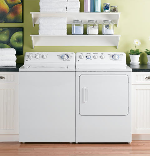 ge® 3 5 cu ft king size capacity washer stainless steel product image product image