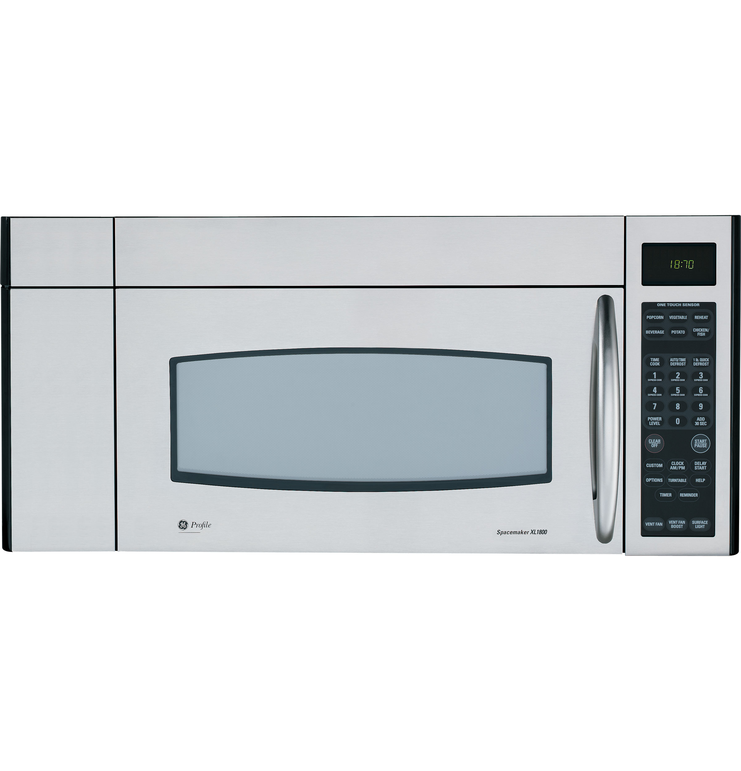 Ge Profile Emaker Xl 1800 36 Microwave Oven