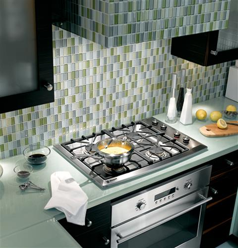 "Thumbnail of Monogram 30"" Stainless Steel Gas Cooktop (Natural Gas) 2"