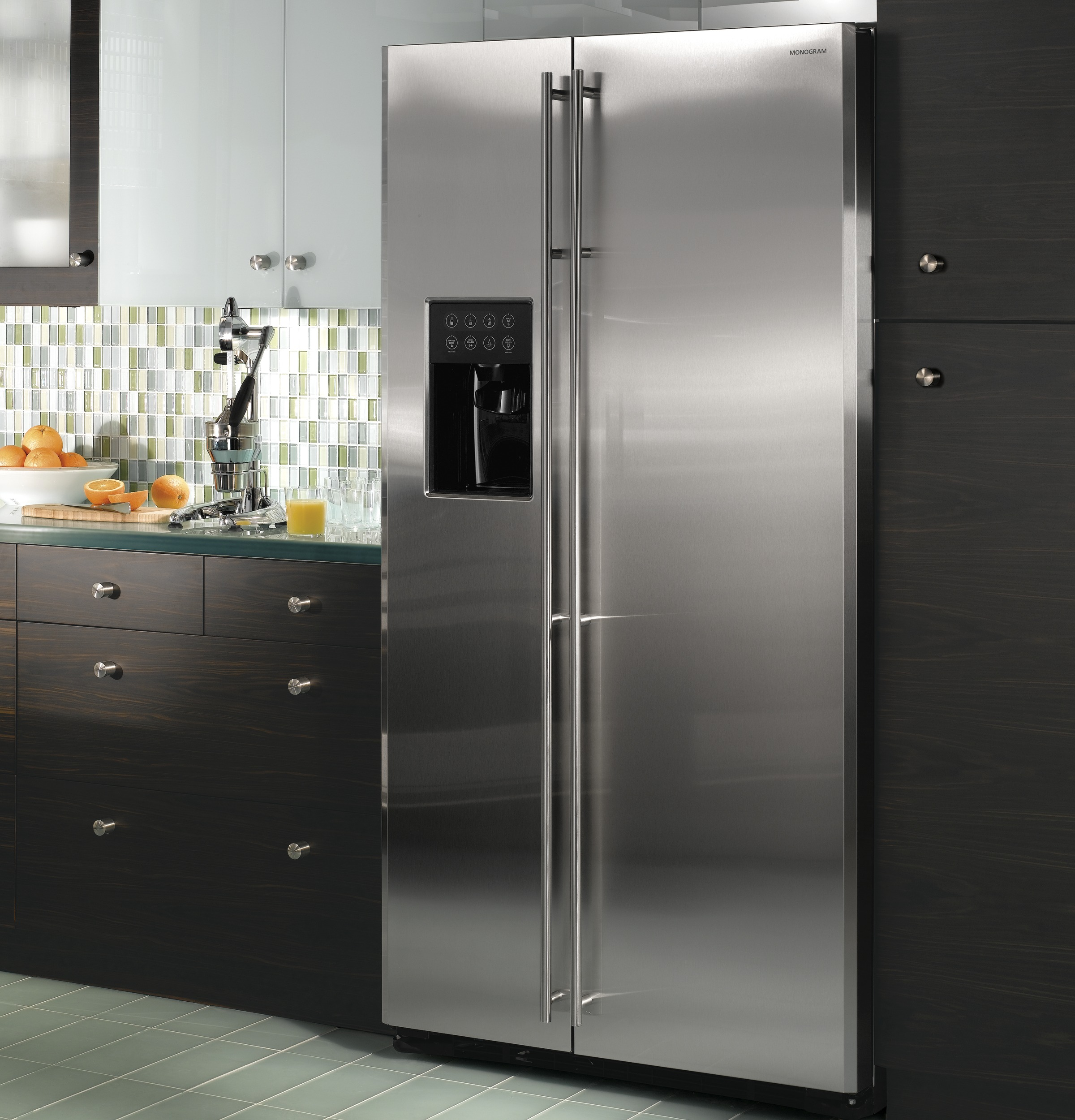 Side by side refrigerator 30 inch width - Product Image Product Image Product Image