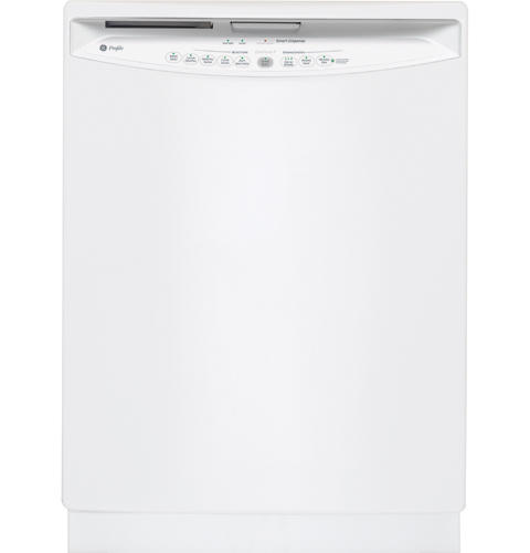GE Profile™ Dishwasher with SmartDispense™ Technology