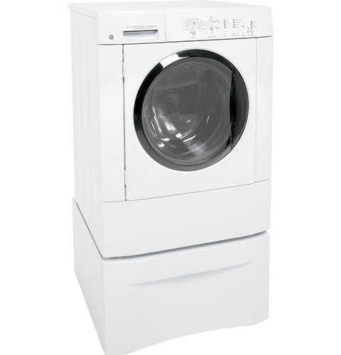 ge® 3 5 cu ft king size capacity frontload washer stainless product image product image