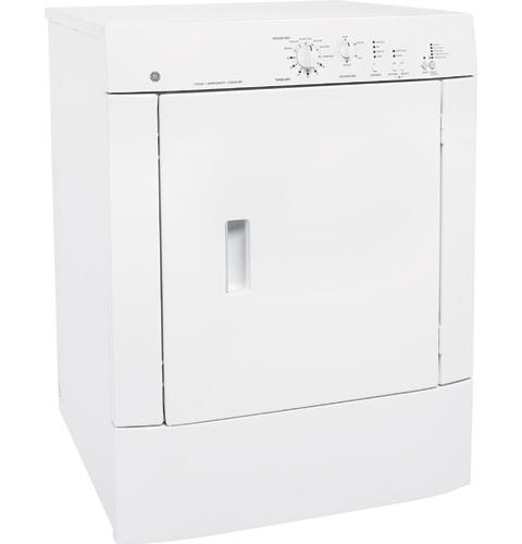 GE® 5.8 Cu. Ft. Extra-Large Capacity Frontload Electric ... Wiring Diagram Ge Dryer Model Dsxh Eg Ww Online on
