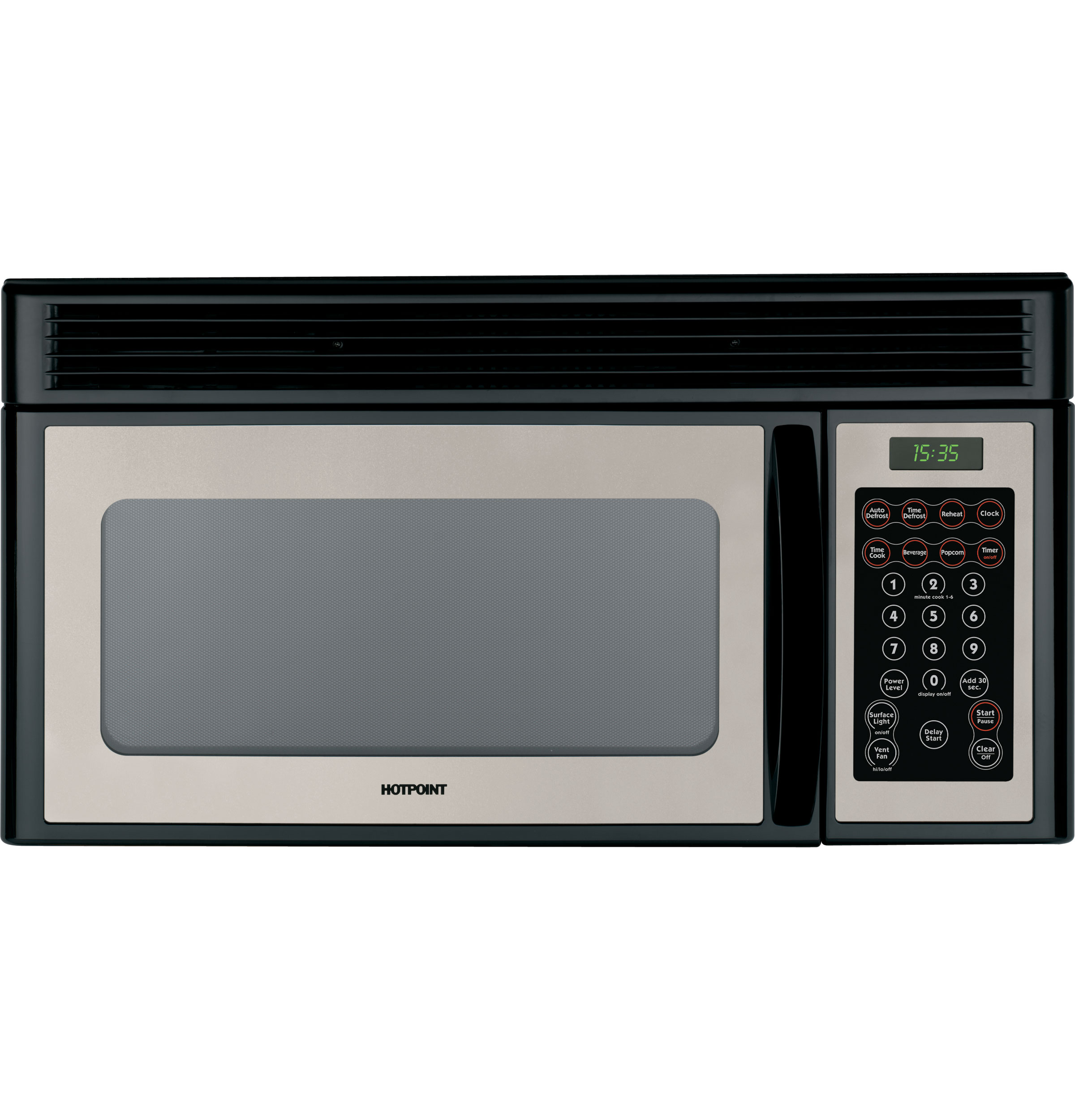 Installation of ge microwaves over the range - Product Image