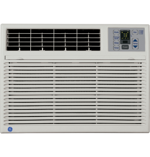 Ge 174 115 Volt Electronic Room Air Conditioner Asq06ll