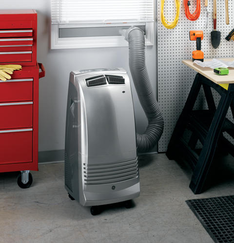 Ge 174 115 Volt Portable Electronic Room Air Conditioner