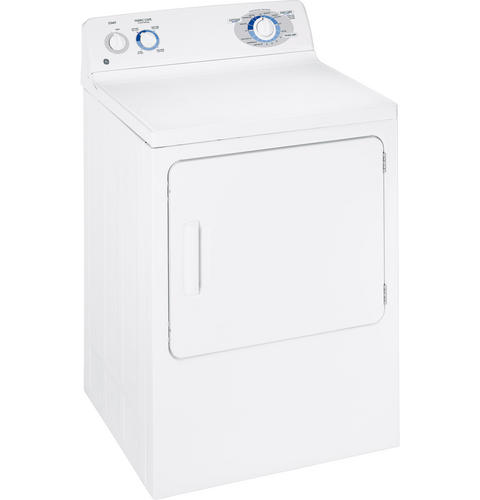 GE® 6.0 Cu. Ft. Extra-Large Capacity Electric Dryer ... Ge Dryer Dbxr Ea Ww Wiring Diagram Electric on