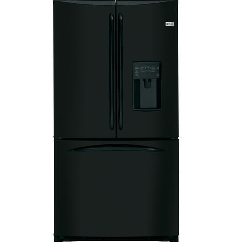GE Profile™ ENERGY STAR® 20.9 Cu. Ft. French-Door Refrigerator