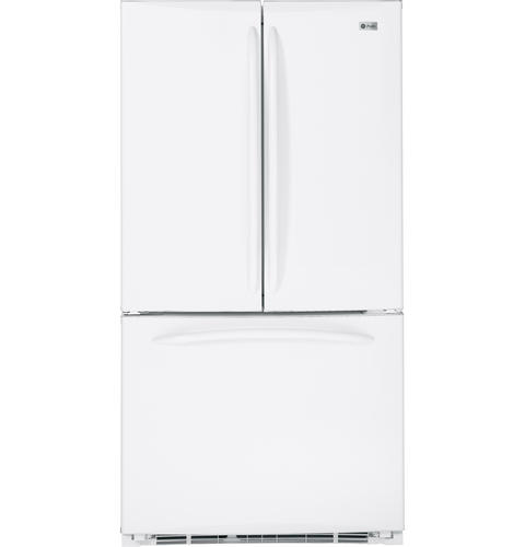 GE Profile™ Series 20.7 Cu. Ft. Counter-Depth French-Door Refrigerator with Icemaker