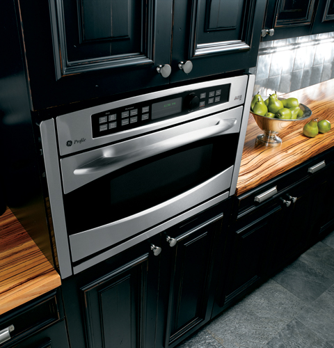GE Profile Advantium® 1.6 Cu. Ft. Wall Oven | SCB1001MSS ... on