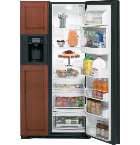 GE Profile™ Counter-depth ENERGY STAR® 24.6 Cu. Ft. Side-by-Side Refrigerator