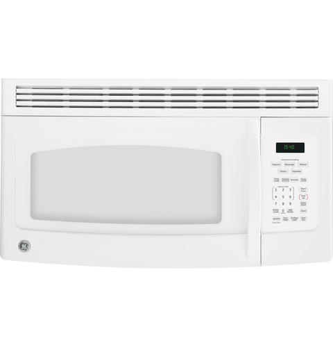GE Spacemaker® 1.5 Cu. Ft. Capacity, Over-the-Range Microwave Oven