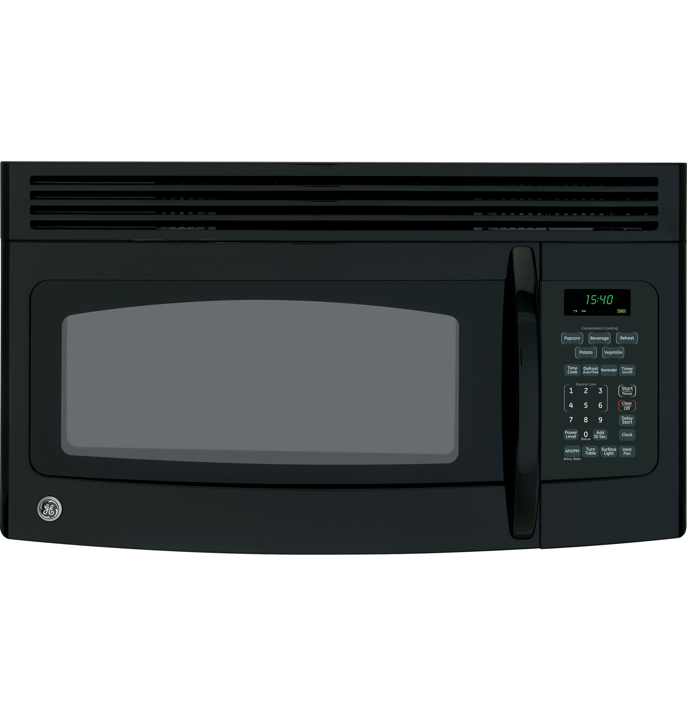 GE Spacemaker® 1.5 Cu. Ft. Capacity, Over-the-Range
