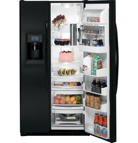 GE Profile™ ENERGY STAR® Counter-depth 24.6 Cu. Ft. Side-by-Side Refrigerator