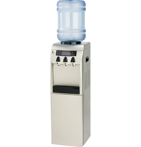 GE Profile™  Electronic Triple Temperature Free-Standing Water Dispenser with Integrated Refreshment Chiller