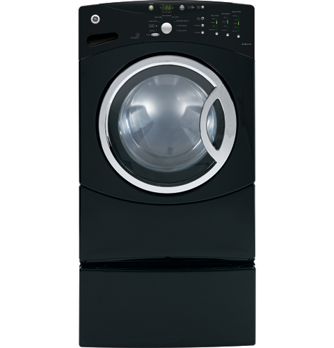 GE Adora™ ENERGY STAR® 3.8 IEC Cu. Ft. King-size Capacity Frontload Washer with Stainless Steel Basket