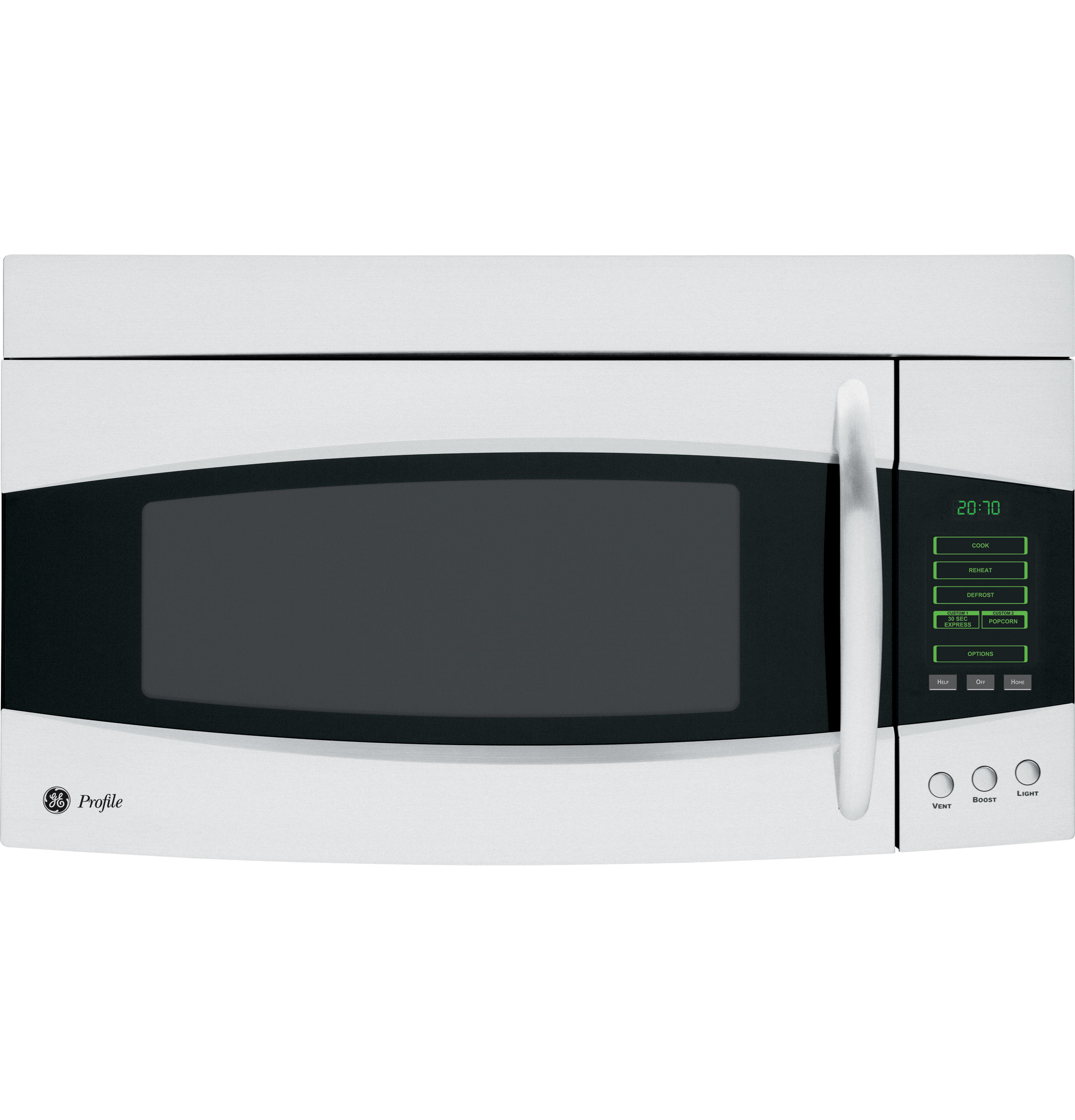 GE Profile Spacemaker® 2.0 Cu. Ft. Over-the-Range