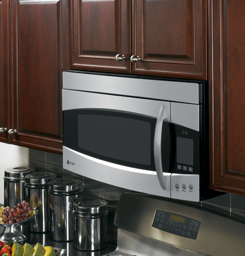 Ge Profile Spacemaker 174 2 0 Cu Ft Over The Range