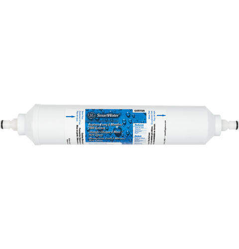 Gxrtqr In Line Water Filtration System For Refrigerators Or Icemakers Ge Appliances Parts
