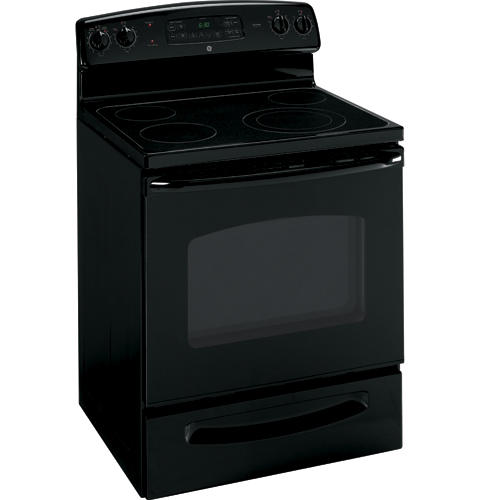 Eterna 30 free standing electric range eer2000mbb ge appliances publicscrutiny Gallery