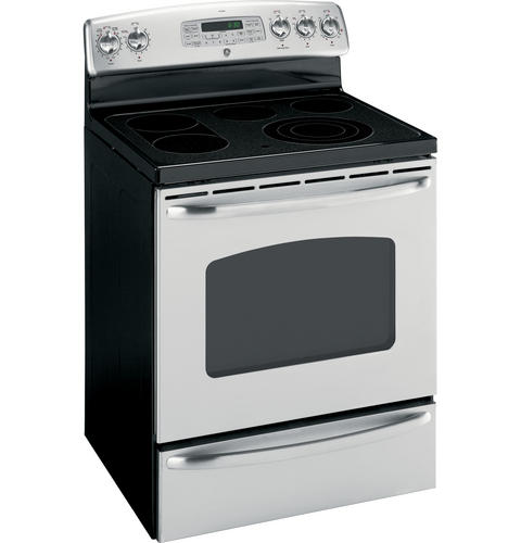 Ge 30 Free Standing Electric Convection Range With Warming Drawer