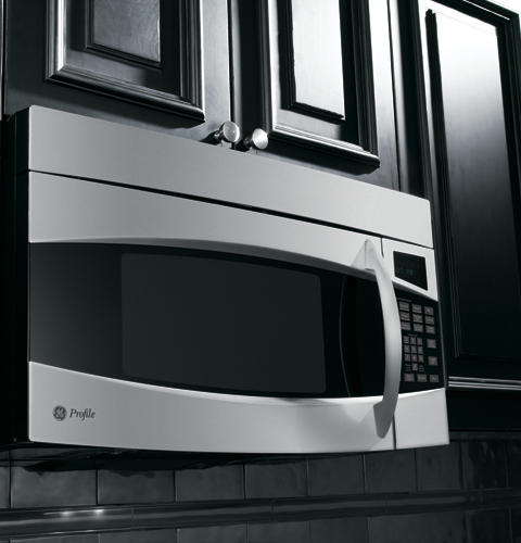 Ge Profile Spacemaker 174 1 8 Cu Ft Xl1800 Microwave Oven