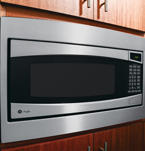 Ge Profile Spacemaker Ii 174 1 0 Cu Ft Microwave Oven