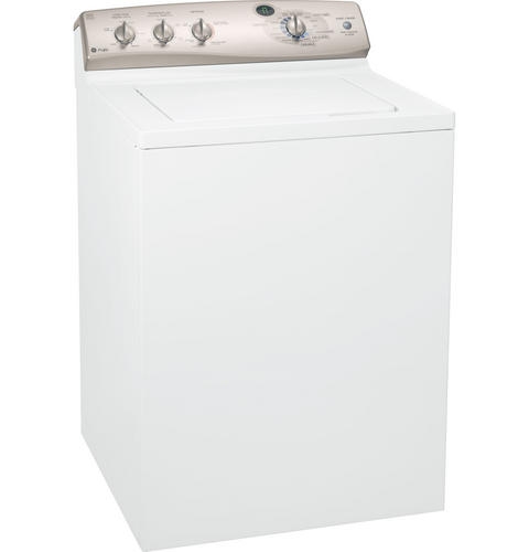 GE Profile™3.5 Cu. Ft. King-Size Capacity Stainless Steel Basket