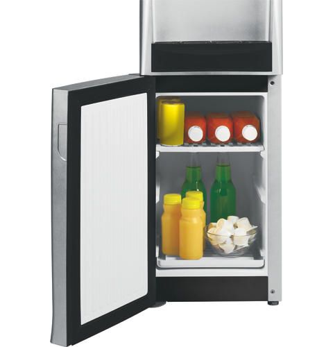 GE Profile™ ENERGY STAR® Qualified Tri-Temp Free-Standing Water Dispenser with Integrated Chilled Compartment