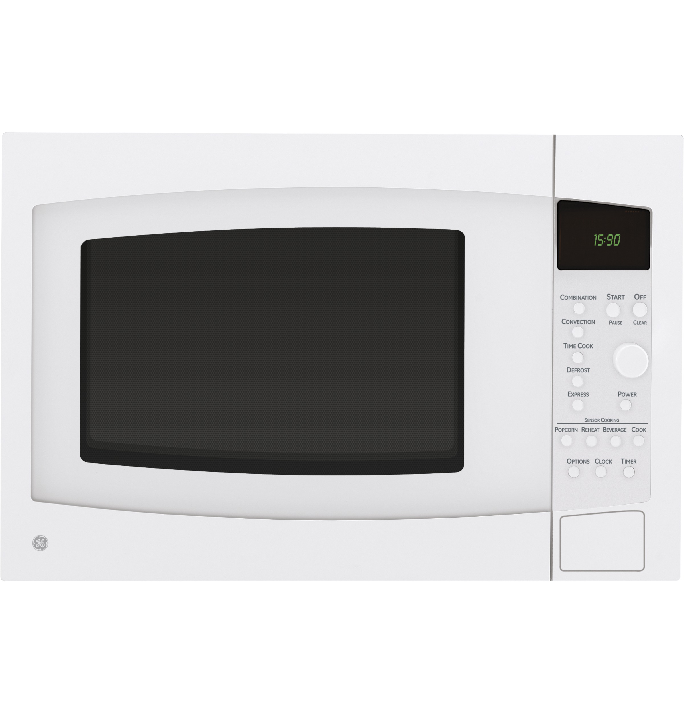 Countertop Convection Oven With Microwave : ... Ft. Countertop Convection/Microwave Oven PEB1590DMWW GE Appliances