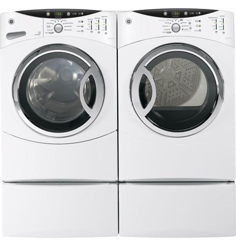 ge adora energy star 3 8 iec cu ft king size capacity frontload washer with stainless steel. Black Bedroom Furniture Sets. Home Design Ideas