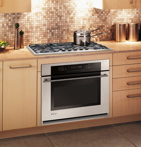 Gas Oven Under Cooktop