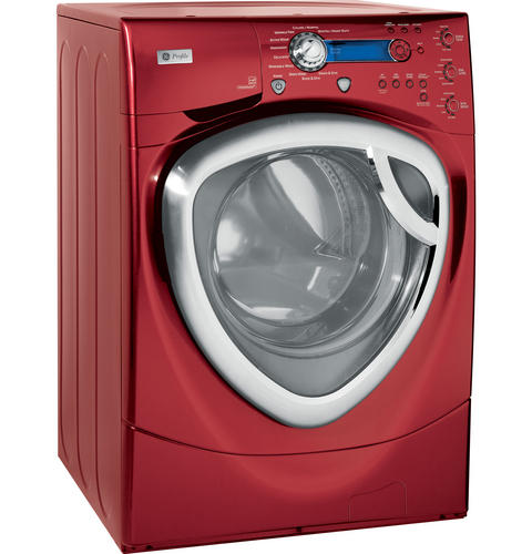 GE Profile™ ENERGY STAR® 4.2 IEC Cu. Ft. Colossal Capacity Frontload Washer