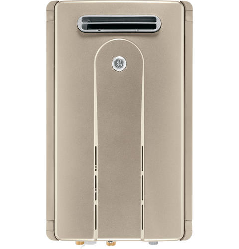 GE® Outdoor Tankless Water Heater