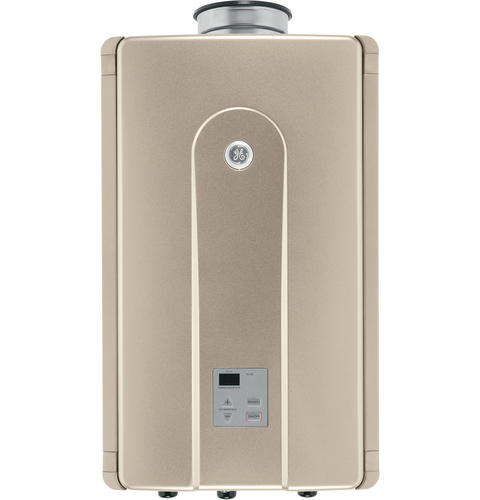 ge® indoor tankless water heater | gp94dnsrsa | ge appliances
