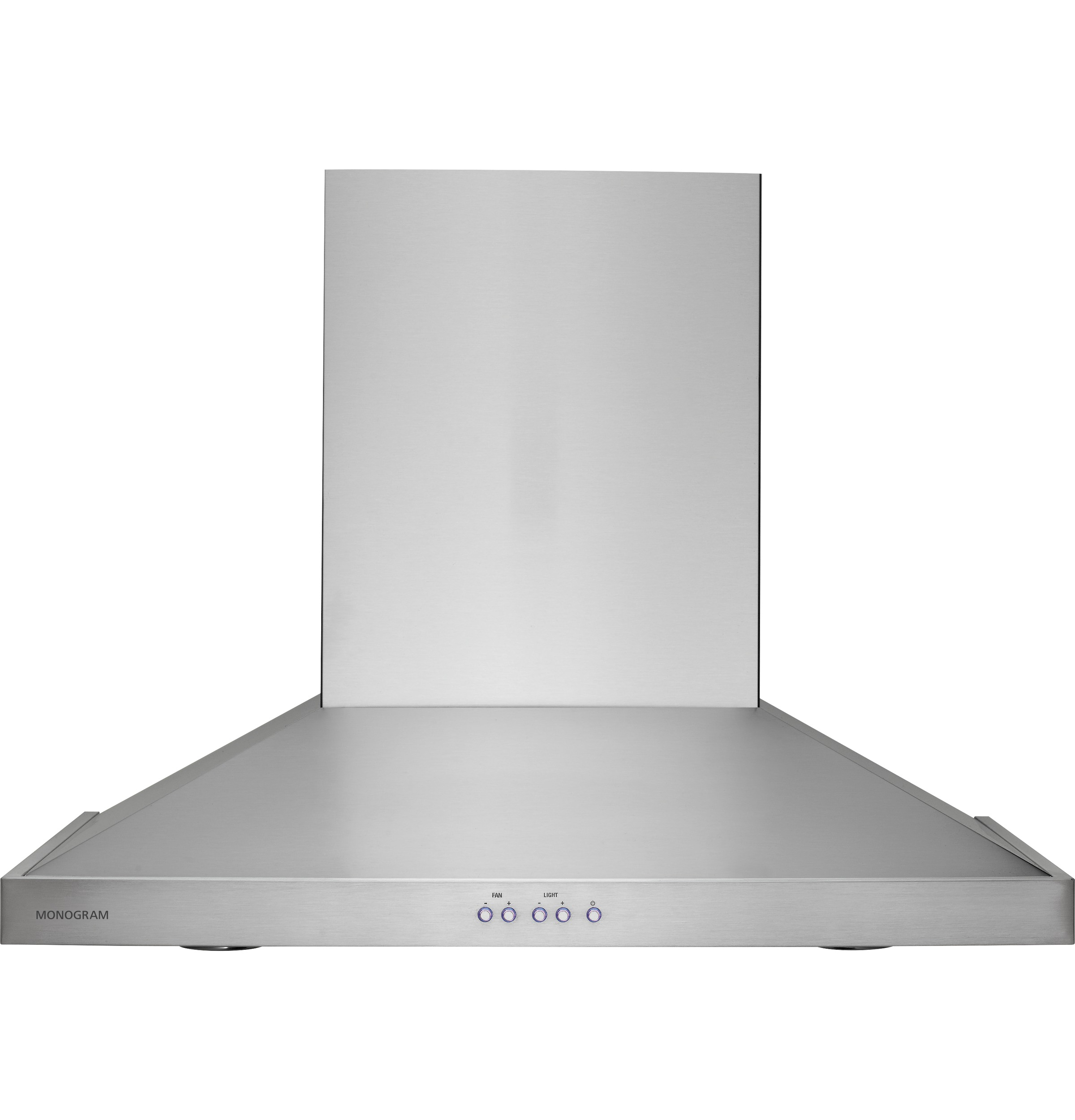 Monogram 30 Quot Wall Mounted Vent Hood Zv830smss Ge