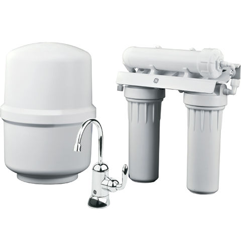 Gxrm10rbl Reverse Osmosis Filtration System Ge