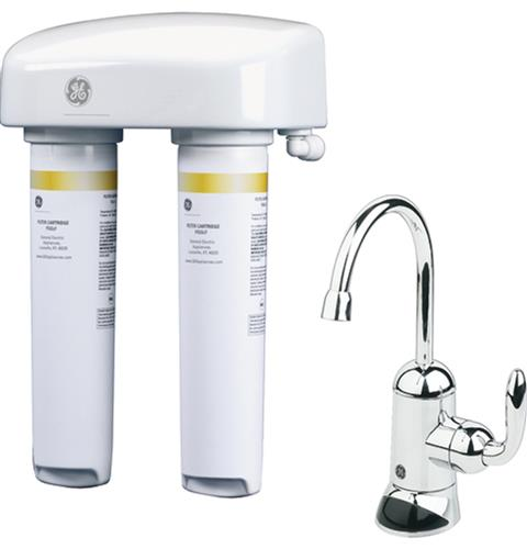 Fqsvf Dual Stage Drinking Water Replacement Filters