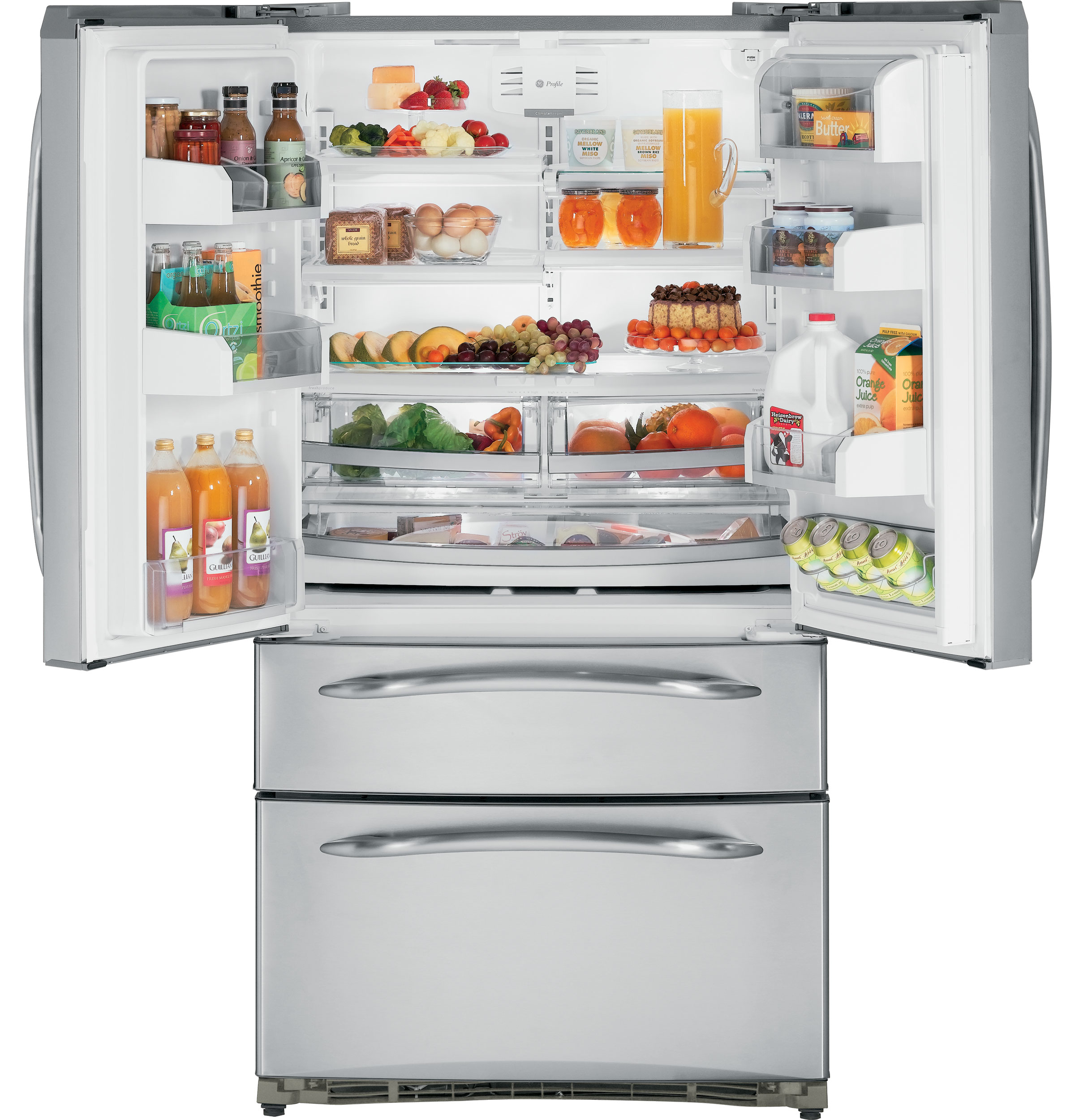 Ge Profile 249 Cu Ft Refrigerator With Armoire Styling Compressor Diagram Free Download Wiring Product Image