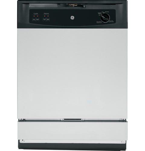 GE Spacemaker® Under-the-Sink Dishwasher– Model #: GSM2260VSS