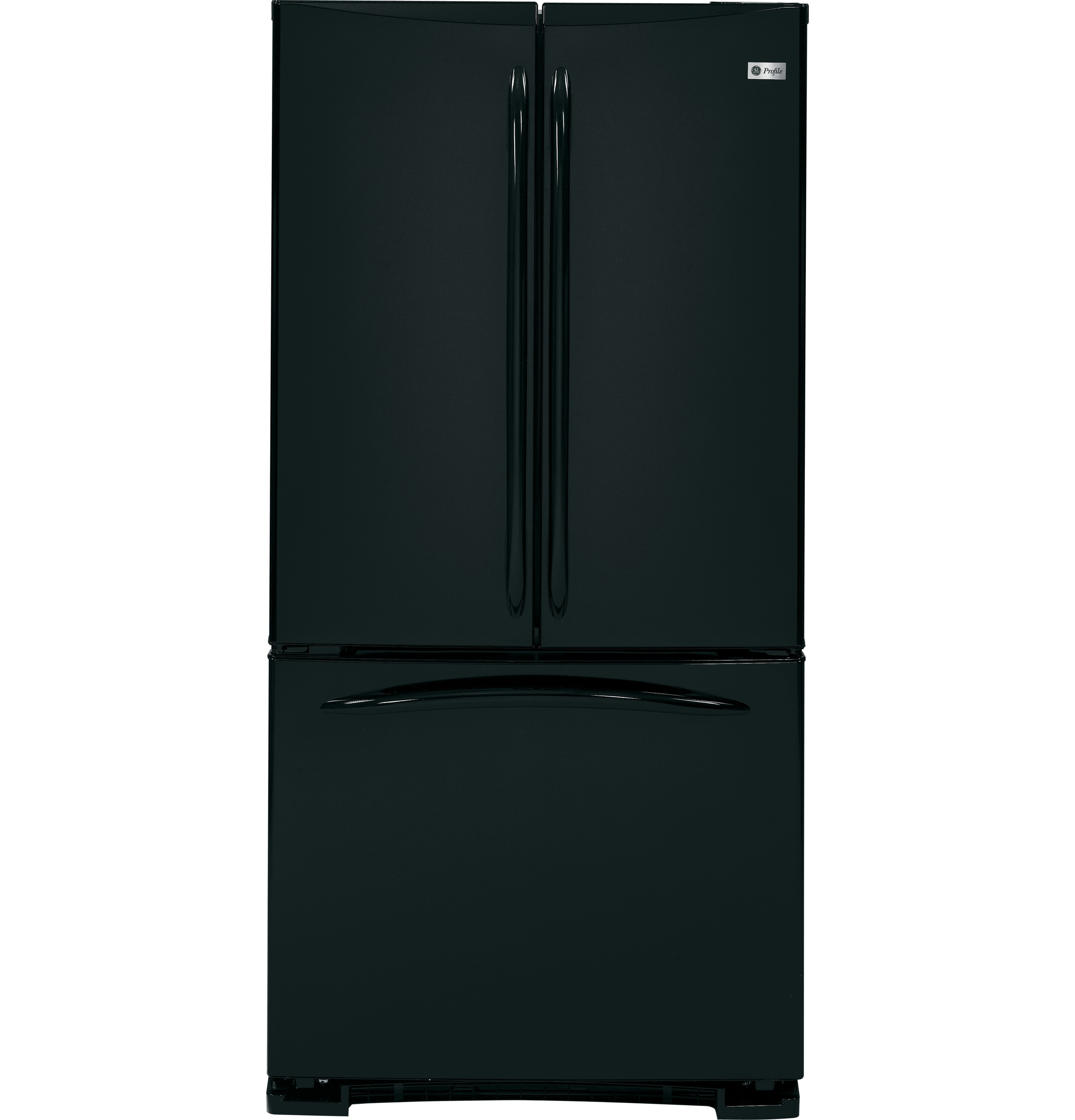 GE Profile™ 22.2 Cu. Ft. Bottom-Freezer Refrigerator with Internal Dispenser