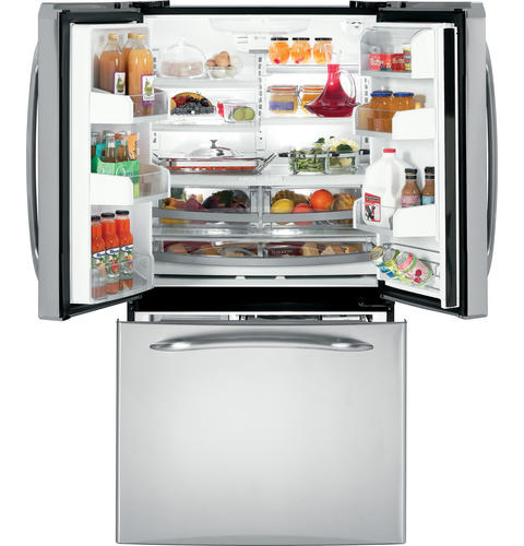 GE Profile™ ENERGY STAR® 25.1 Cu. Ft. French-Door Refrigerator