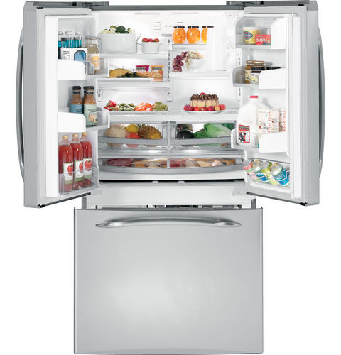 GE Profile™ ENERGY STAR® 20.8 Cu. Ft. French-Door Refrigerator