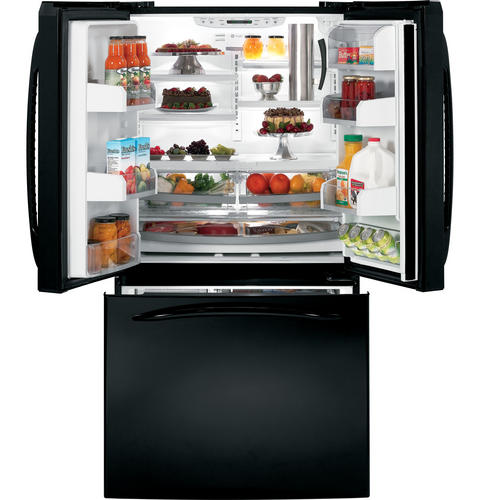 GE Profile™ ENERGY STAR® 20.8 Cu. Ft. French-Door Refrigerator with Icemaker