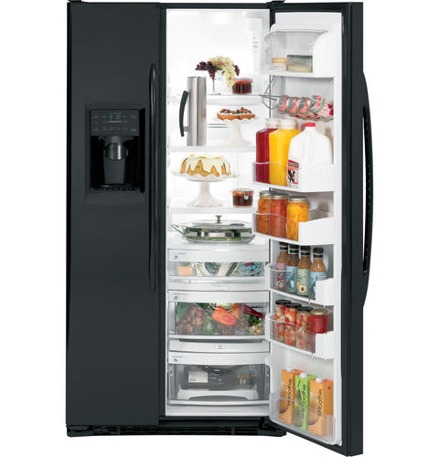 GE Profile™ 24.6 Cu. Ft. Side-by-Side Refrigerator