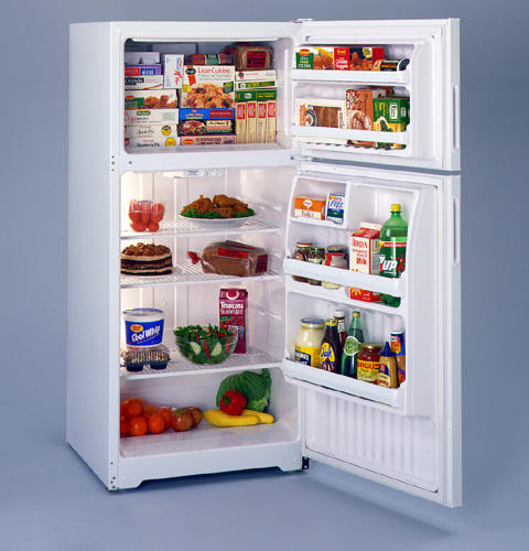 Hotpoint® 14.4 Cu. Ft. Top-Mount No-Frost Refrigerator