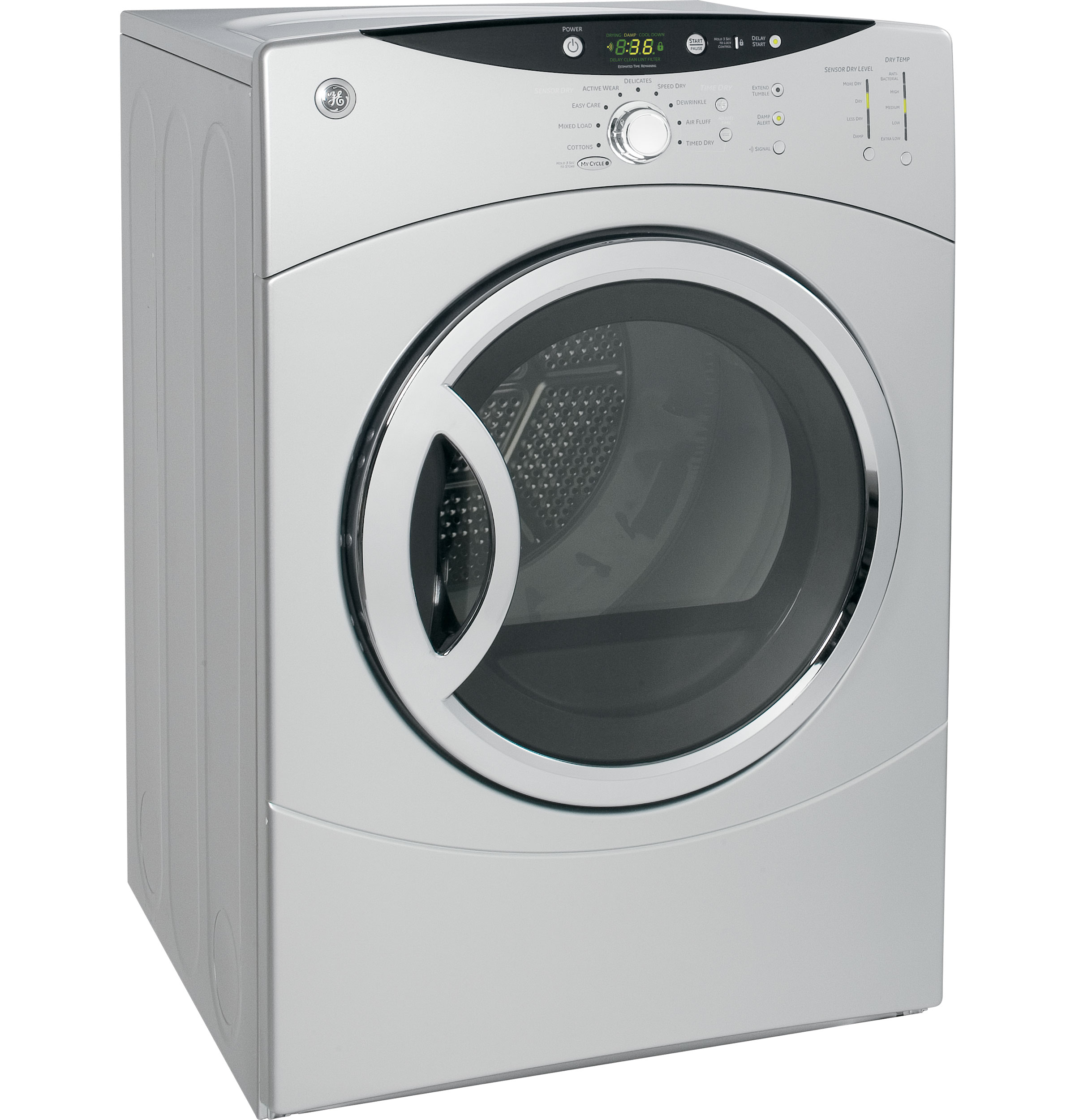Ge Appliance Customer Service 800 Gear 70 Cuft Super Capacity Electric Dryer Dcvh680ejms Ge