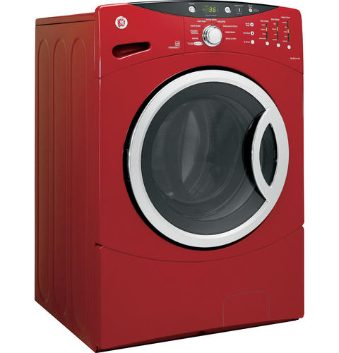 GE Adora™ ENERGY STAR® 4.0 IEC Cu. Ft. King-size Capacity Frontload Washer with Stainless Steel Basket